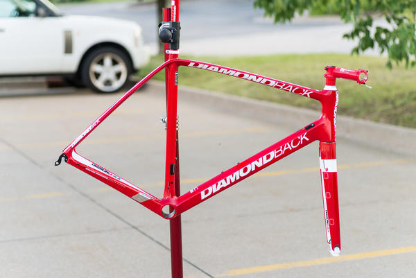 Garage Sale Diamondback Podium Frameset