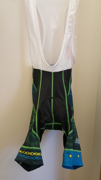 Healthy Habits Custom Tripel Crank bib shorts