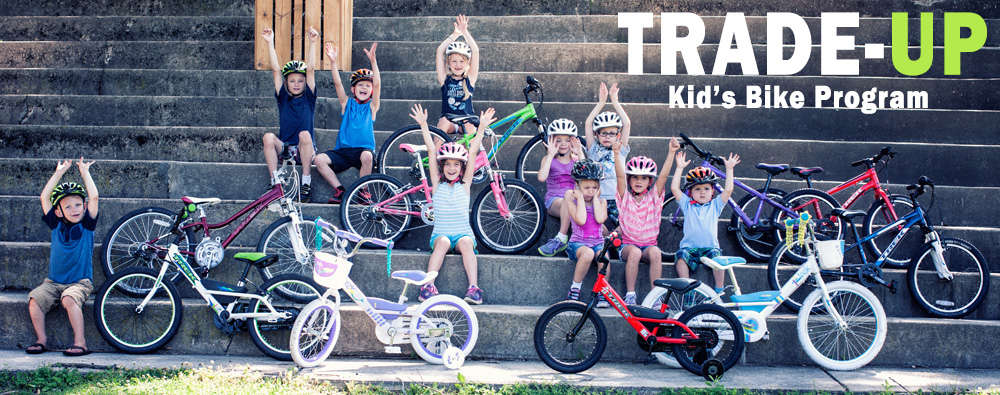 Kids' Bike Trade Up