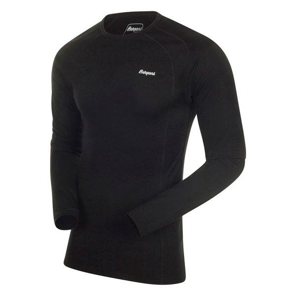 Bergans Fjellrapp Shirt - Black
