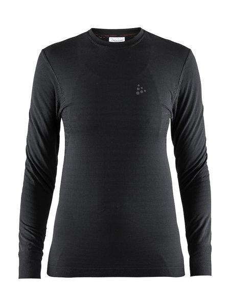 Craft W's Warm Comfort LS - Black