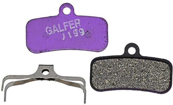 Galfer GALFER BRAKE PADS SHIMANO SAINT, ZEE,XTR M9120, XT M9120, ETC. TRP QUADIUM/SLATE E-BIKE