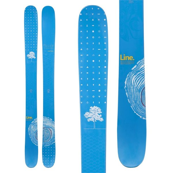 Line Skis Sir Francis Bacon Shorty