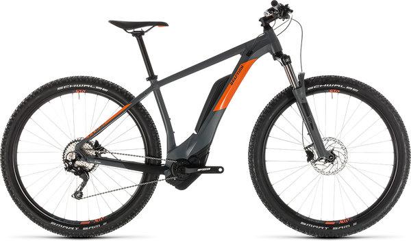 Cube 2019 Reaction Hybrid Pro 500 - Grey'n'Orange