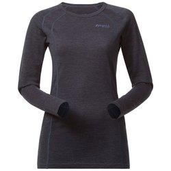 Bergans Fjellrapp Lady Shirt - Black