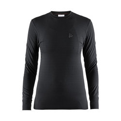 Craft W's Warm Comfort LS - Black