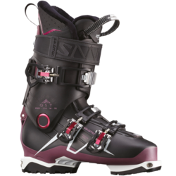 Salomon Qst Access 70 W Czarny Antracit 1718