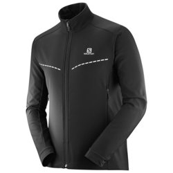 Salomon Agile Softshell Jacket - Black