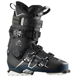 Salomon QST Pro 100 - Black/Petrol Black/White