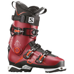 Salomon QST Pro 130 TR - Pomegranate/Black