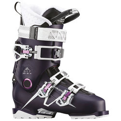 Salomon QST Pro 80 W - Eggplant/Purple/White