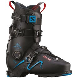 Salomon S/Lab Mtn AT Boots - Black/Transcend