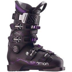 Salomon X Max 120 W - Metallic Black/Black/Purple