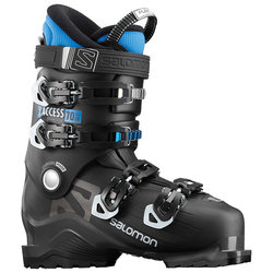 Salomon X Access 70 Wide - Black/Indigo Blue