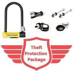 CrimsonBikes Theft Protection Package