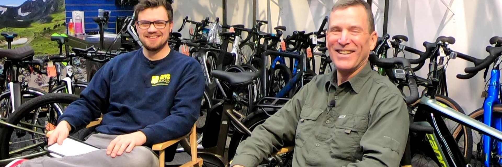 ebike interview with cardiac cycling