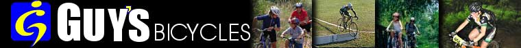 Guy's Bicycles Home Page
