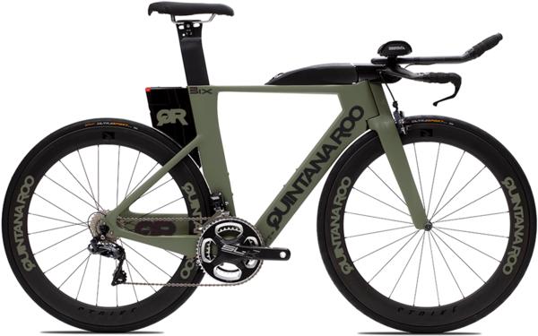 Quintana Roo PRSix Ultegra Di2 w/ Shimano RS300 54cm