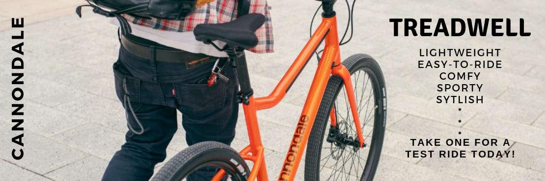 Cannondale Treadwell - Fitness Bike Awesomeness