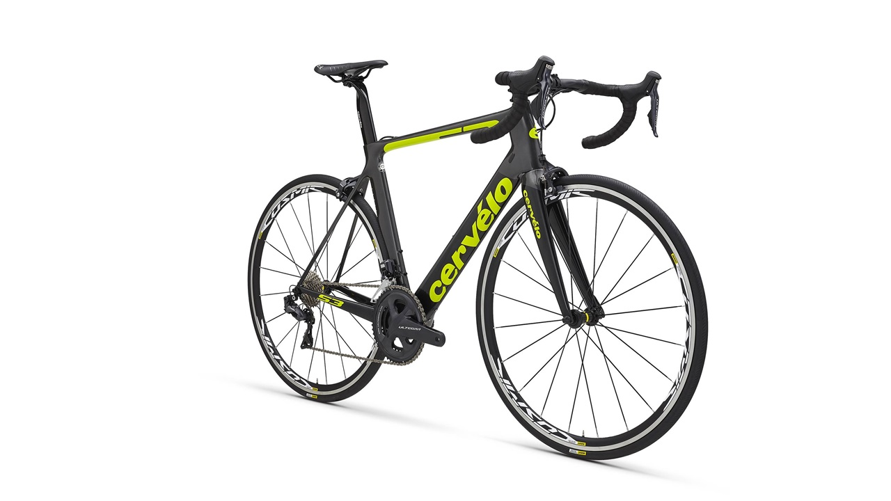 Cervelo S3 Ultegra 8000 elite road bike rental