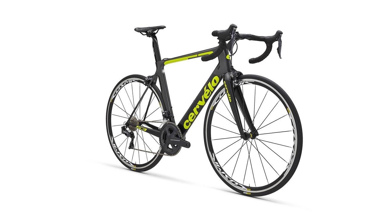 Cervelo S3 Ultegra 8000 elite rental bike