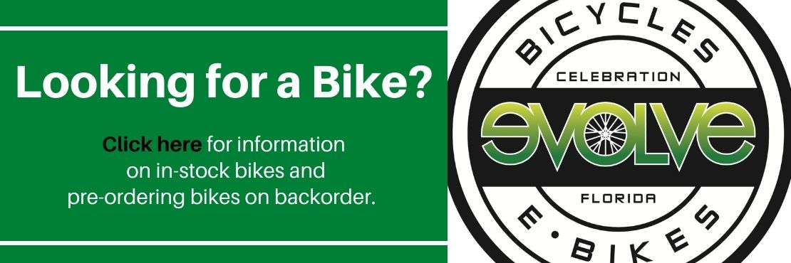 Bike In Stock at Evolve Bicycles / Now Taking Bike Pre-Orders