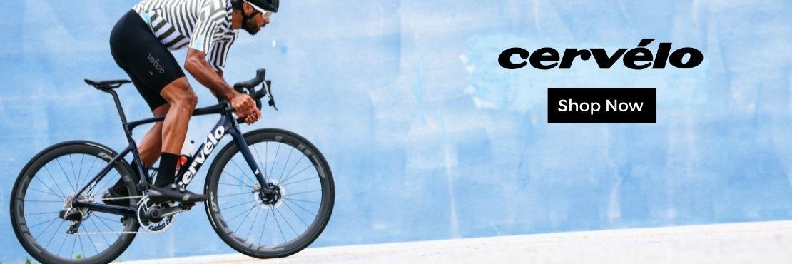 Shop Cervelo bikes at Evolve Bicycles