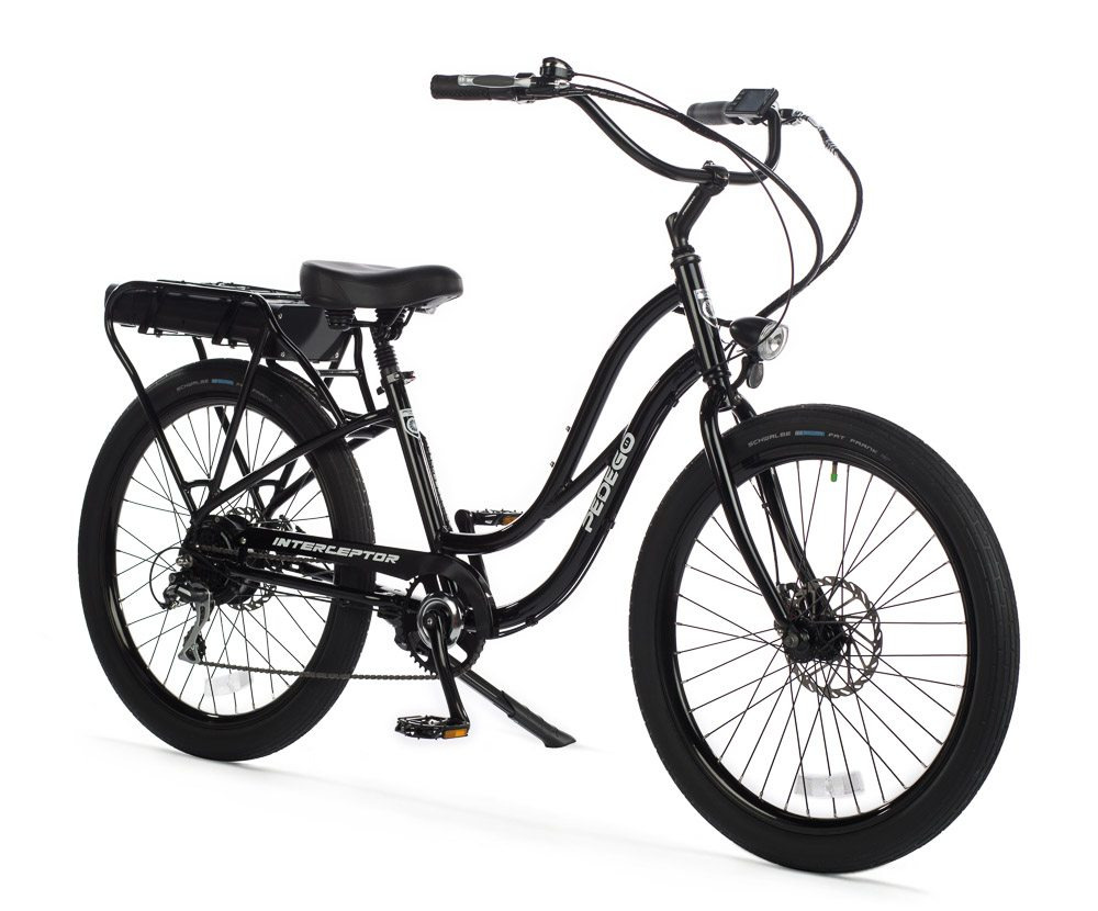 Pedego electric bike rental
