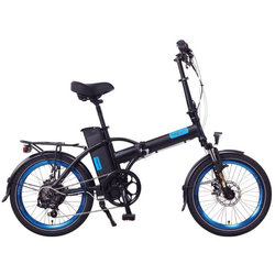 Magnum Bikes Magnum Classic II High Step Folding Electric Bike