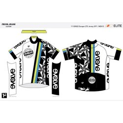 Pearl Izumi Evolve Custom Elite Escape Jersey
