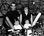 The Family and Our Bikes