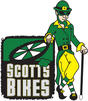 Scott's Bicycle Centre Logo