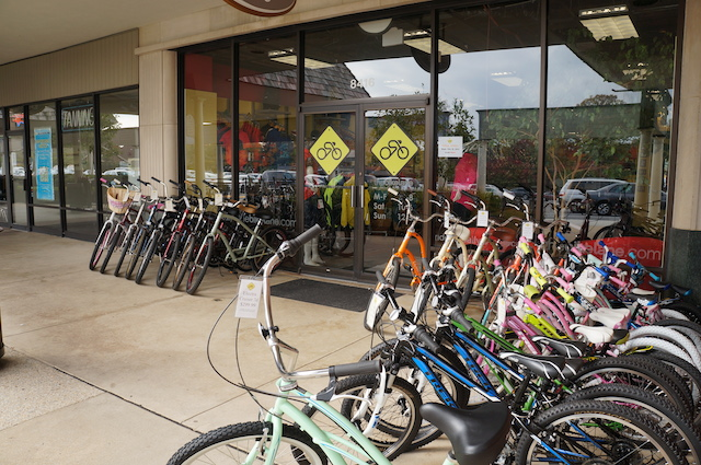 Every Bike Purchased at The Bike Lane Receives FREE Bike