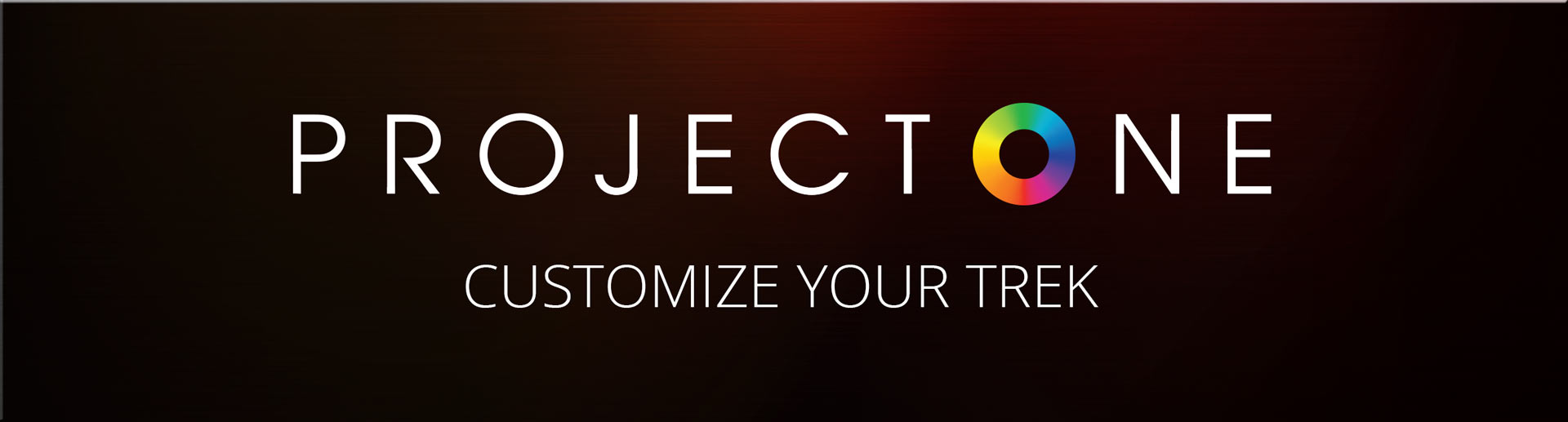 Project One - Customize your trek