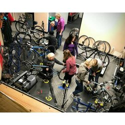 The Bike Lane Monthly Bike Maintenance Class Registration