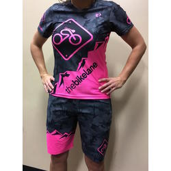 Pearl Izumi The Bike Lane Mtb Launch Jersey Women's