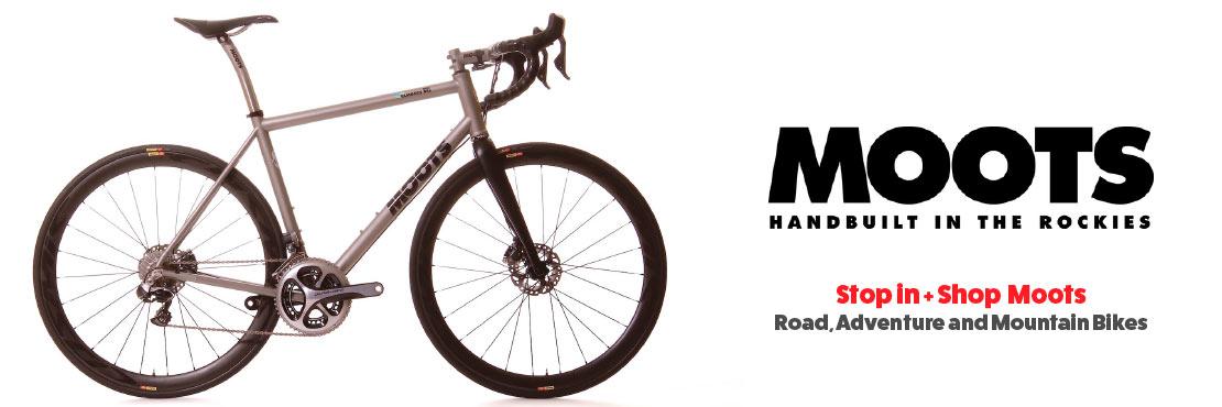 Moots Handbuilt Bikes