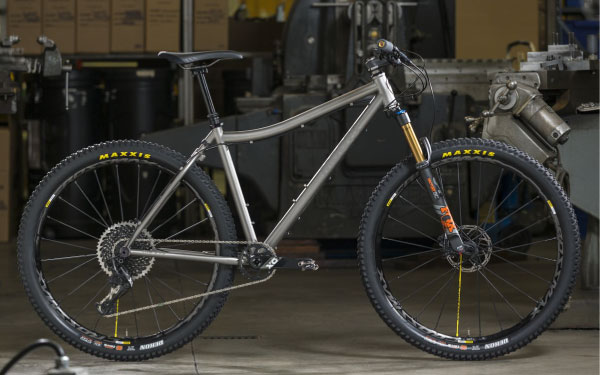 moots mountaineer mountain bike