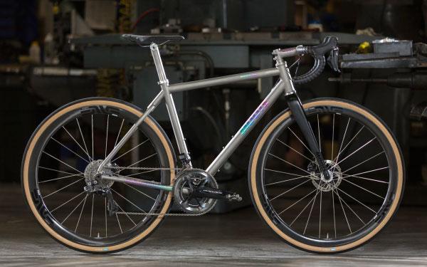 ROUTT RSL gravel bike