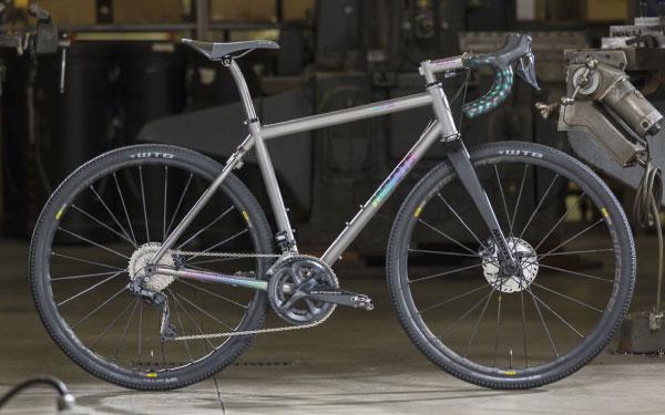 routt ybb gravel bike