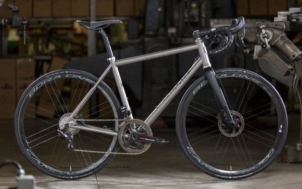 Vamoots RSL Disc road bike