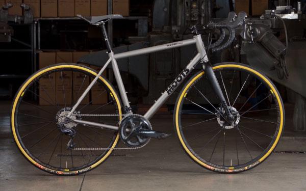 vamoots dr endurance road bike