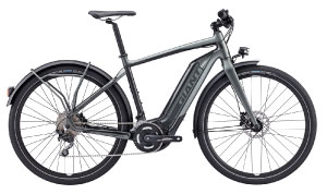 Image of Giant Electric City bike