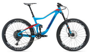 Image of Giant Full Suspension Mountain Bike