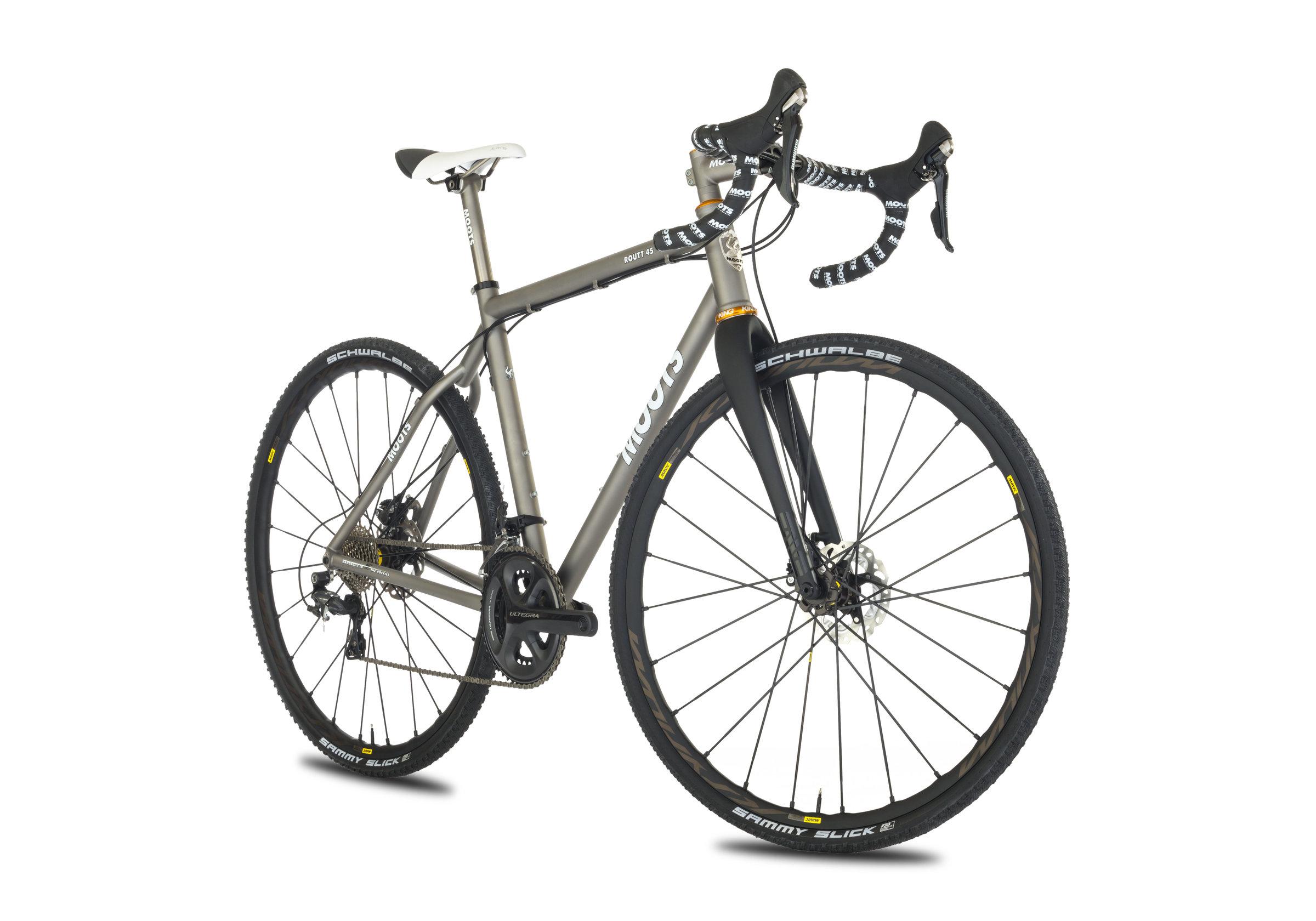 Routt 45 Gravel / Adventure / Bikepacking Bike