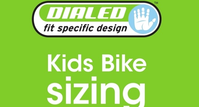 Dialed fit specific design, kids bike sizing