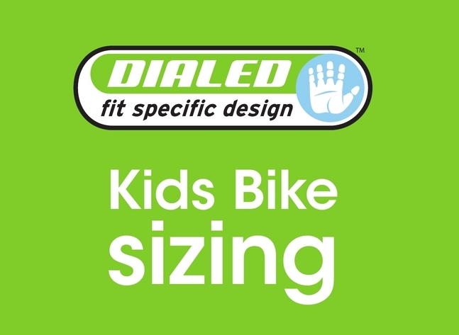 Kids bike sizing