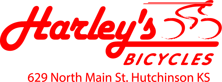 Harley's Bicycles Logo