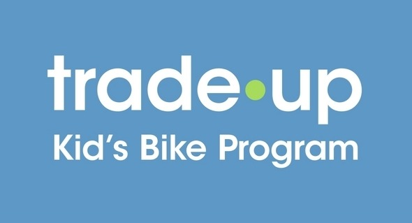 Trade up kids' bike program