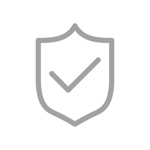 Safety Check (image of checkmark)